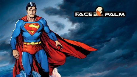 Facepalm - growe frustracje