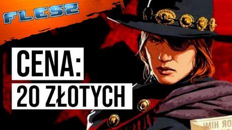 Red Dead Online wkrótce za grosze. FLESZ - 25 listopada 2020.
