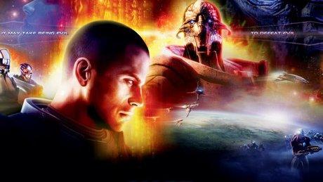 Mass Effect - pierwsze spojrzenie