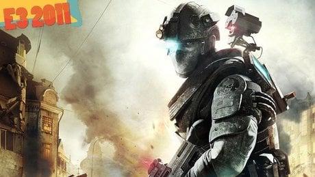 E3: Gramy w Ghost Recon: Future Soldier