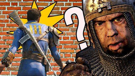 Dlaczego postacie w grach wchodzą w ściany?