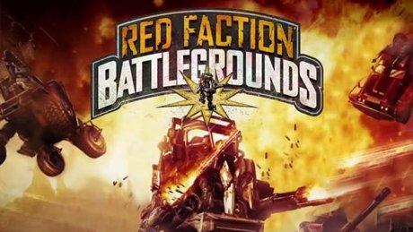 Red Faction Battlegrounds - słabizna