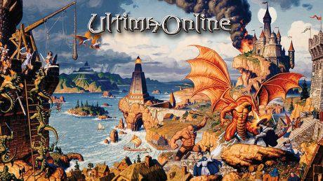 Ultima Online - gra MMO, która królowała przed World of Warcraft
