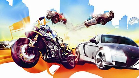 Gramy w Burnout Paradise
