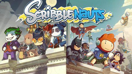 Gramy w Scribblenauts Unmasked: A DC Comics Adventure