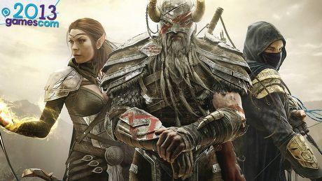 The Elder Scrolls Online i wrażenia z prezentacji - gamescom 2013