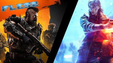 Black Ops IIII vs Battlefield V – kiedy beta-testy? FLESZ – 17 lipca 2018