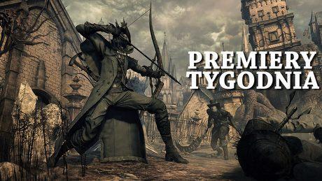 Bloodborne powraca z mrocznym dodatkiem – polujemy na PREMIERY TYGODNIA
