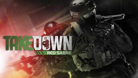 Gramy w Takedown: Red Sabre - parodia Rainbow Six
