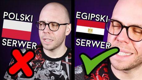 Po co Polak wbija na egipski serwer