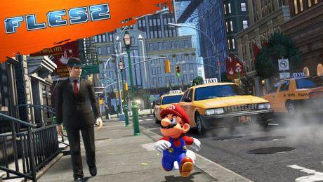 Mario w mieście rodem z GTA? Nowe gry Nintendo. FLESZ – 13 stycznia 2017
