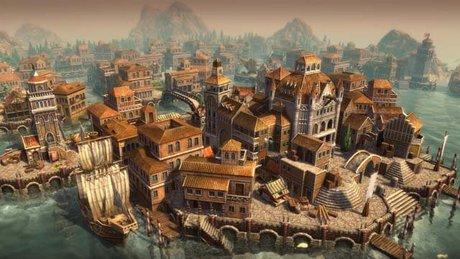 Gramy w Anno 1404: Venice