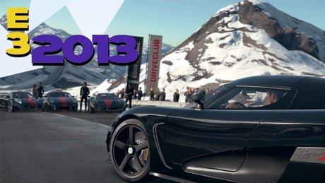 E3: Gramy w DriveClub