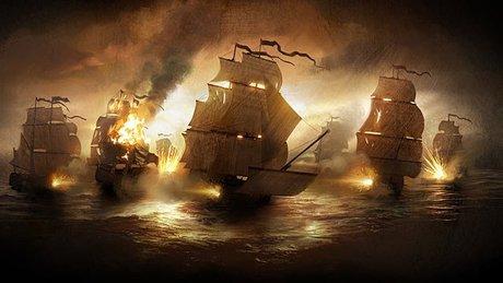 Gramy w Total War - bitwa morska