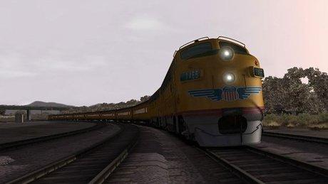 Gramy w Railworks 3:Train Simulator 2012
