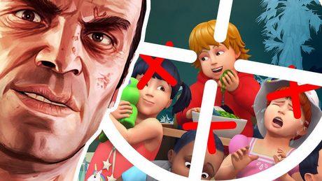 Dlaczego w GTA nie ma dzieci?