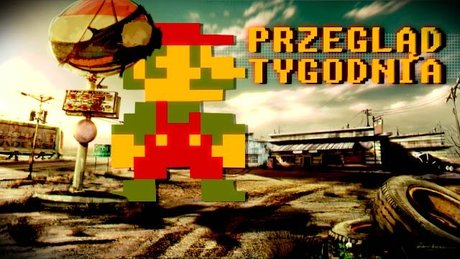 Przegląd tygodnia - Mario kontra zombie