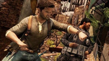 Gramy w Uncharted 2