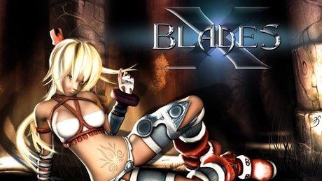 Gramy w X-Blades