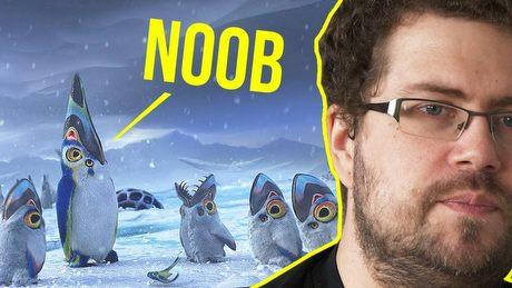 Gra, w której wykiwają cię nawet pingwiny