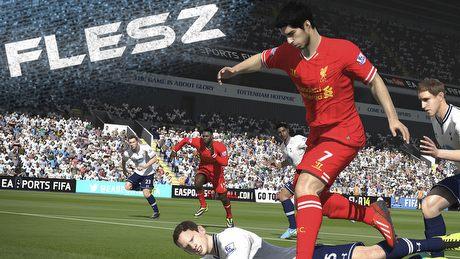 FLESZ – 1 sierpnia 2014 – jak FIFA 15 ugryzie temat panowania nad piłką?
