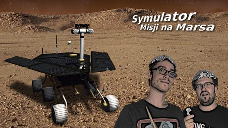 Gry z Kosza #9 – Symulator Misji na Marsa, czyli kosmiczny łazik za dwie dychy
