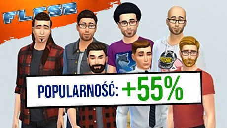 Coraz więcej graczy kocha Simsy. FLESZ – 2 sierpnia 2019