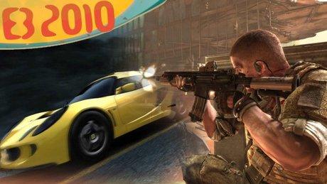 E3 2010 - gry i trailery