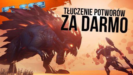 Darmowa gra w stylu Monster Huntera zaliczyła dobry start. FLESZ – 28 maja 2019