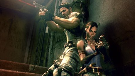 Gramy w Resident Evil 5 - tryb współpracy
