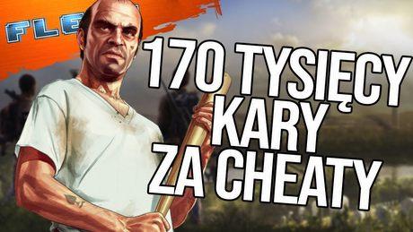 Co grozi za sprzedawanie cheatów do GTA Online? FLESZ – 12 lutego 2019