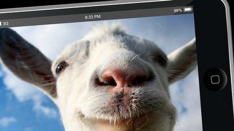 Symulator kozy straszy także na telefonach i tabletach - nowy Fleszmob!