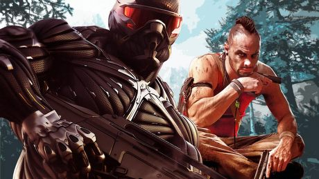 Crysis vs Far Cry - pojedynek dwóch serii z pecetowym rodowodem