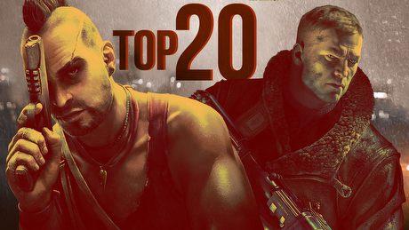 20 najlepszych strzelanin w historii! Ranking redakcji i czytelników
