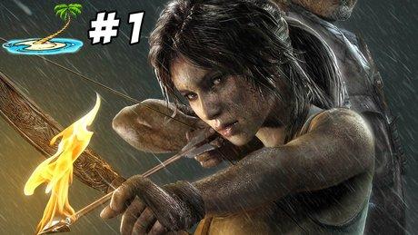 Wyspa Przetrwania #1 - Początek przygody. Tomb Raider.