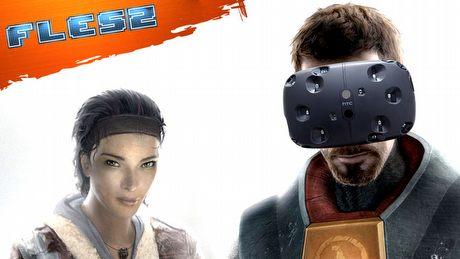 Half-Life 3 jako gra VR? Nie i jeszcze raz nie! FLESZ – 25 września 2015