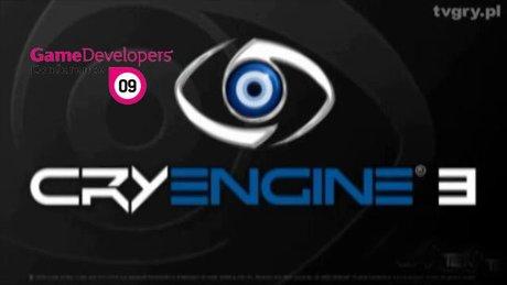 Rozmawiamy o CryENGINE 3! - GDC09