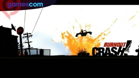 GC: Gramy w Burnout Crash!