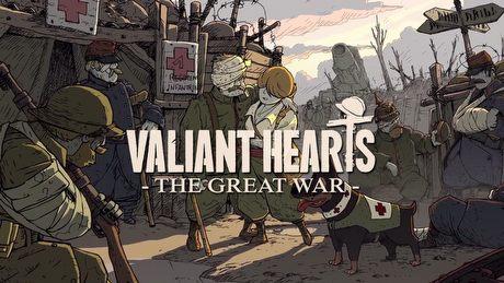 Gramy w Valiant Hearts - pięknie pokazany koszmar wojny
