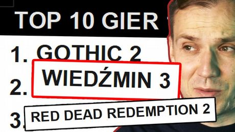TVGRY wybiera 10 gier 10/10