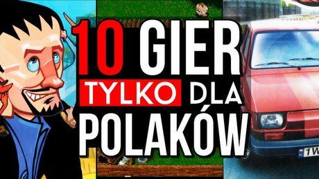 10 gier, które znają tylko Polacy