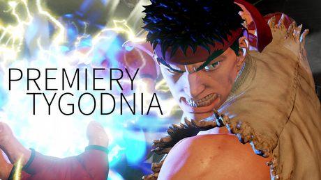 Street Fighter V nie boi się Layers of Fear – PREMIERY TYGODNIA