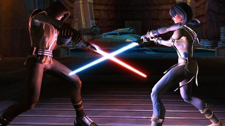 Gramy w Star Wars: The Old Republic [1/2]