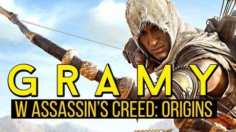 Gramy w Assassin's Creed: Origins - ostatnie wrażenia przed recenzją