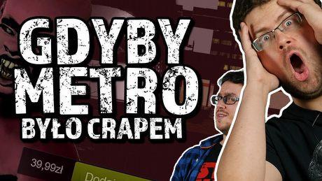 Metro z Kosza – crap za 40 zł w Grach z Kosza