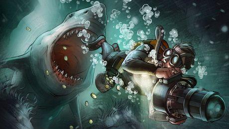 Rekiny kontra nurkowie - smaczny kąsek dla fanów oryginalnych gier