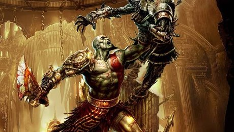 Recenzja God of War III