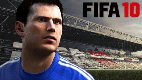 Gramy w FIFA 10!