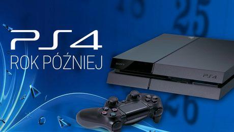 PS4 rok później - rozliczamy nową generację!