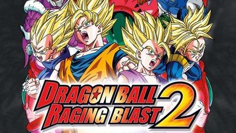 Dragon Ball: Raging Blast 2 w akcji